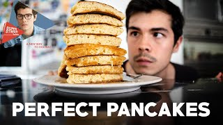 Make the Fluffiest Pancake Stack (9 Recipes: Sourdough, High Protein, Low Carb, Gluten Free...)