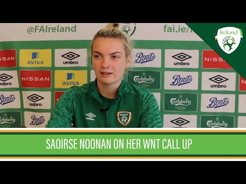 INTERVIEW | Saoirse Noonan on her WNT call-up