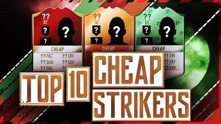 Top 10 Cheap Op Strikers Under 50k Fifa 17 Ultimate Team