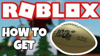 [PROMOCODE] Comment obtenir GOLDEN FOOTBALL - Roblox