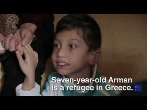 Greece: Refugees with Disabilities Overlooked, Underserved (with narration)