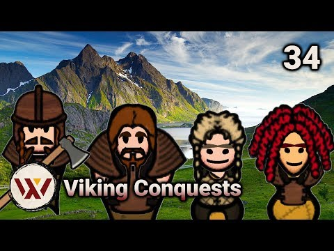 Worthwhile Visitors! #34 Viking Conquests - Rimworld No-Pause Extreme Gameplay Challenge! Alpha 17