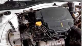 Установка ГБО на Dacia Logan 2ч