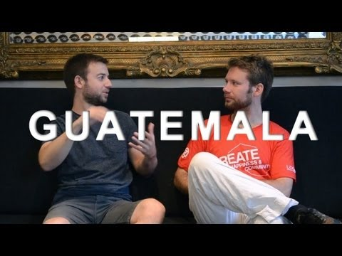 The Expeditioner Presents (Episode 2): Guatemala Travel with Luke Armstrong Travel Video