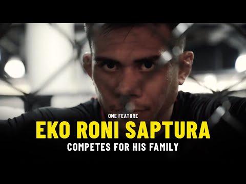 Eko Roni Saputra's Greatest Motivation | ONE Feature