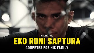 Eko Roni Saputra's Greatest Motivation   ONE Feature