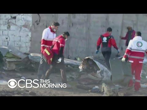 Super Martinez - Video Muestra que Avión de Ucrania fue Derribado por Iran