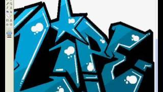 "GraffitiAlianza - graffiti ""Felipe"" by: SPIN"