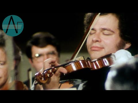 Itzhak Perlman: Brahms  Violin Concerto in D major, Op. 77