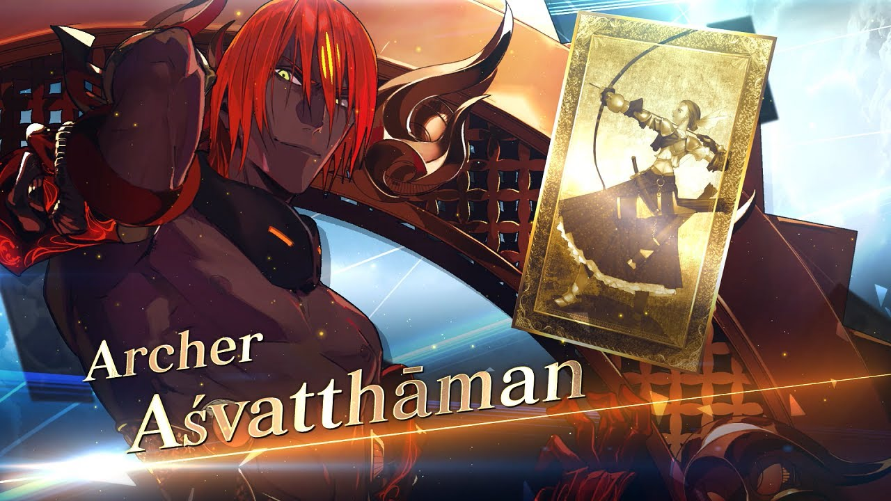 Fate/Grand Order - Aśvatthāman Servant Introduction