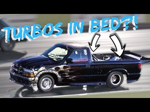 Download Youtube: Turbo's in the BED - S10 Dominates Small Tire Competition!
