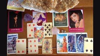 virgo tarot oracle love reading april 2017