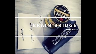 BRAIN BRIDGE REVIEW ll FINALS WEEK and Workout Miracle?!