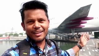 My First Flight Vlog