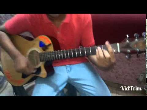 Guitar zindagi guitar chords : Zindagi-Reprise Bajrangi bhaijaan guitar chords By Bhavya - YouTube