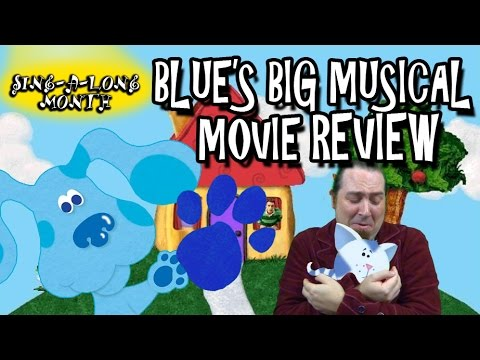 Blue's Big Musical Movie Review