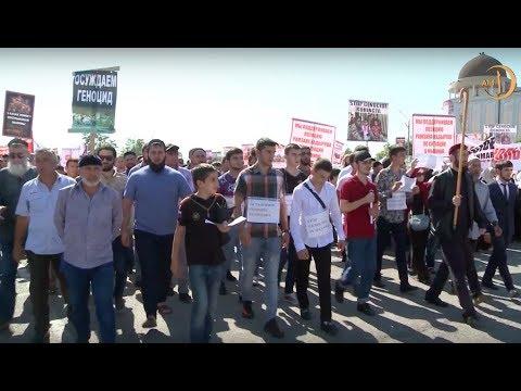 Марш миллионов россиян в защиту мусульман Мьянмы