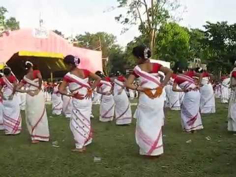 MORAN BIHU | Makum, Ethnic research | Asst  Prof  Dr Jalin Prakash Chetia Copyright Vdo 00023