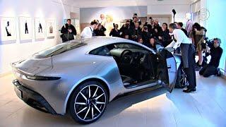 Реквизит со съемок фильма «007: Спектр» продают с аукциона (новости)