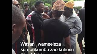 Watanzania walivyoomboleza kifo cha mchekeshaji King Majuto