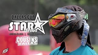 2014 Star Series - Dallas Cup | Paintball Highlight