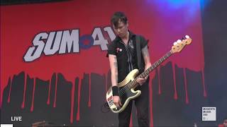 Sum 41 Live At Rock Am Ring 2017 (Germany) 01. The Hell Song 02. Ov...