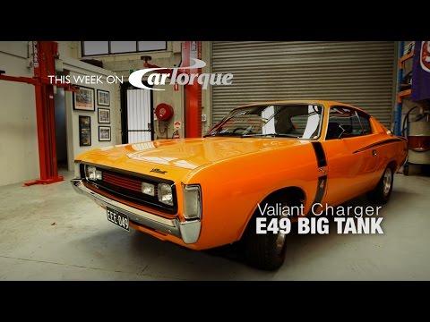 CarTorque Series 2: Valiant Charger E49 Big Tank