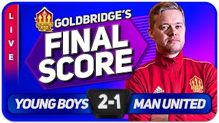 YOUNG BOYS 2-1 MANCHESTER UNITED Match Reaction