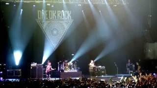 No Scared and Kanzen Kankaku Dreamer (Medley) by One OK Rock Live thumbnail