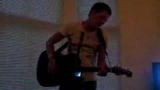 james Sutton Sings Wonderwall