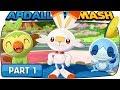 Pokemon Sword and Pokemon Shield - Part 1: GALAR REGION HYPE! (Nintendo Switch)