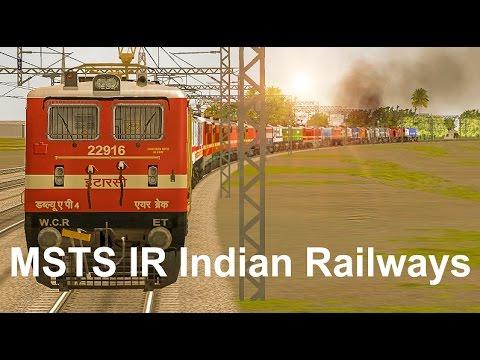 MSTS IR Indian Railways (XVI) Engines Parade - Музыка для Машины