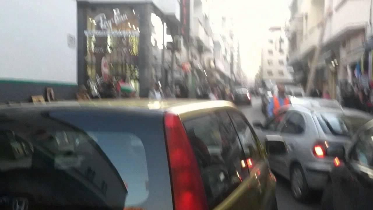 Tour Moto Maarif Casablanca Maroc  جولة في معاريف دارلبيدة مغرب