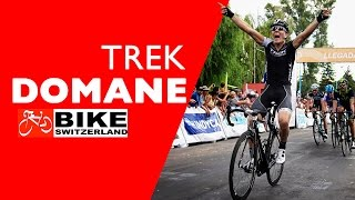 Trek Domane Features with Bike Switzerland