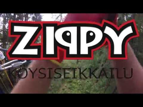 Zippy Adventure Park - Helsinki (VLOG #12)