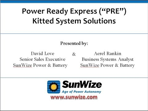 Understanding Power Ready Express   Complete Systems in Kitted Solutions For Rapid Delivery
