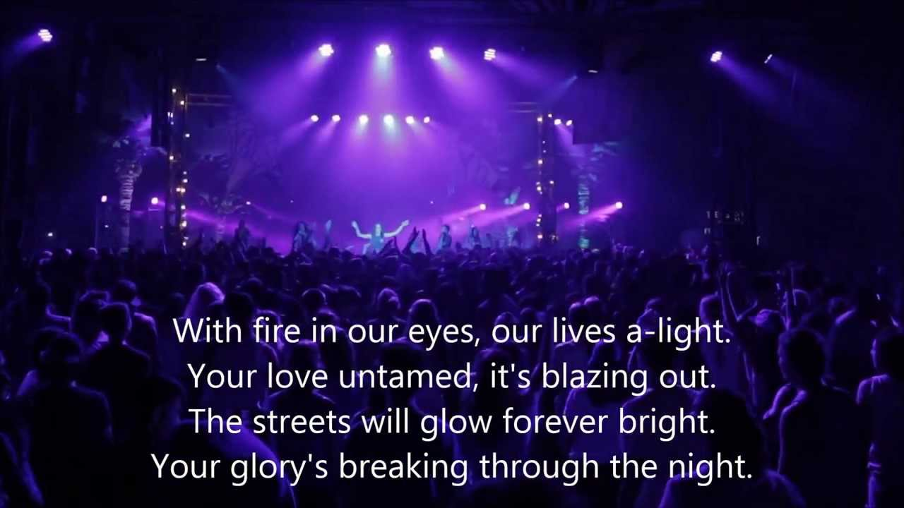Wake hillsong young and free lyrics video youtube hexwebz Choice Image