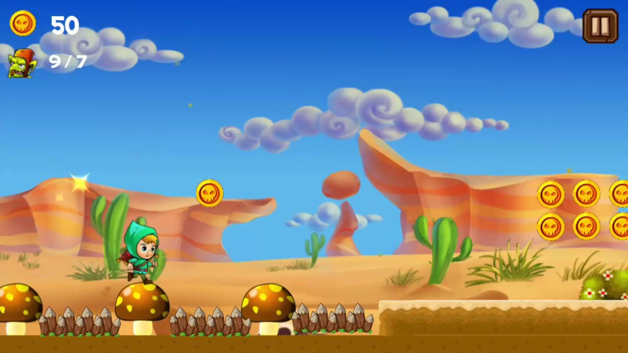 Super Jungle Run  Best Game Platform 2D   YouTube Super Jungle Run  Best Game Platform 2D