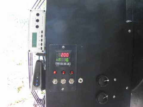My Control System on a Traeger Pellet Grill/Smoker