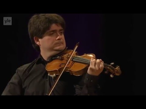 BACH Violin Sonata No. 2 in A minor - Andante | Fedor Rudin