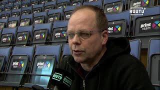 Kärppien maalivahtitilanne on kääntynyt päälaelleen – maalivahtivalmentaja kommentoi kovaa kilpailut