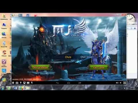 MU Origin - Cách cài đặt và chơi trên PC hiệu quả.