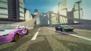 Need For Speed Nitro Wii Gameplay