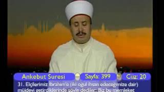 İsmail Biçer, Ankebut, 1 - 45