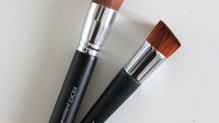 dior backstage foundation brush vs kicks bb cream brush