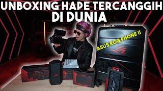 UNBOXING HAPE Gaming Tercanggih di Dunia! Asus RoG Phone 2