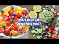Is a LOW FAT DIET DANGEROUS? (Discussing Omega Fatty Acids)