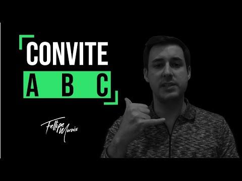 Convite - Técnica ABC | Fellipe Morais