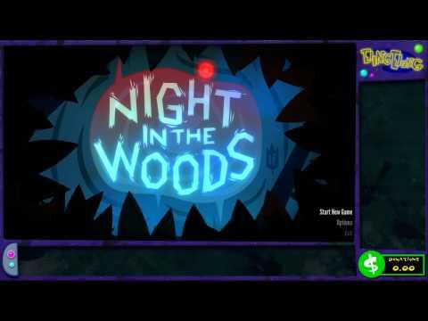 [read description] DingDongVG & Julian - Night in the Woods full playthrough - 2017-02-21