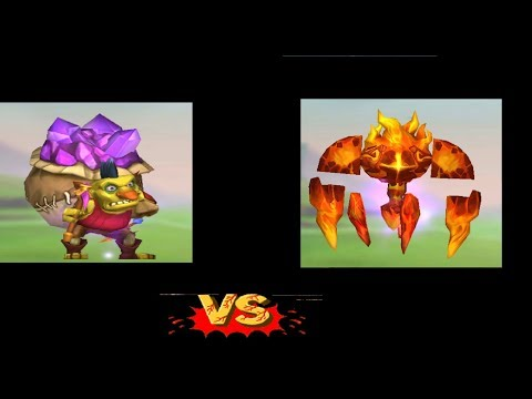 DON'T Awaken Your Familiar Until You Watch This! Gremlin Vs Pyris (Who Will Win???)